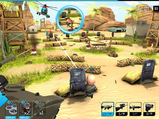 Download Warfriends Android free game.