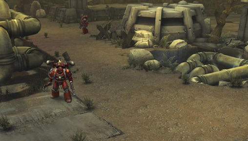 Jogue Warhammer 40000: Space wolf para Android. Jogo Warhammer 40000: Space wolf para download gratuito.