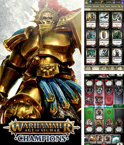 Warhammer: Age of Sigmar. Champions