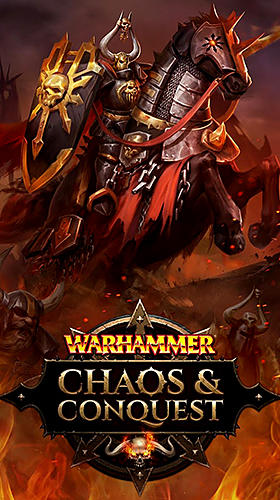 Warhammer: Chaos and conquest. Build your warband
