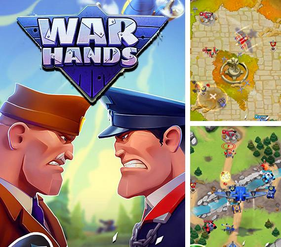 Warhands: Epic clash PvP game