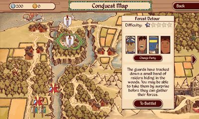 Jogue Warheads: Medieval Tales para Android. Jogo Warheads: Medieval Tales para download gratuito.