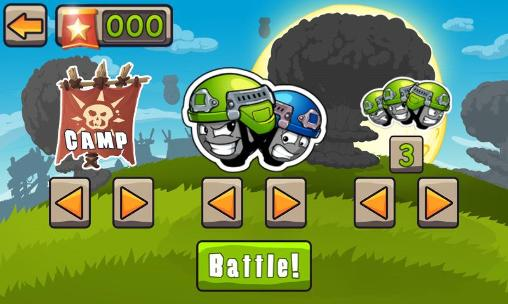 Juega a Warlings: Armageddon para Android. Descarga gratuita del juego Warlings: Armageddon .