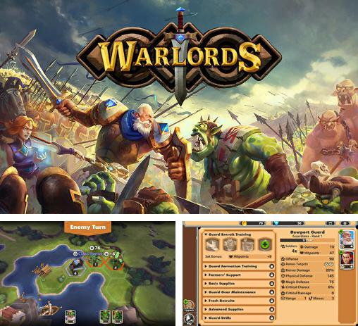 In addition to the game King's Bounty Legions for Android phones and tablets, you can also download Warlords for free.