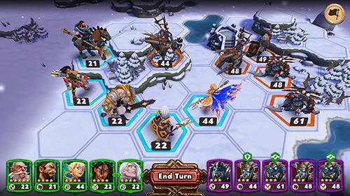 Warlords of Aternum screenshot 3