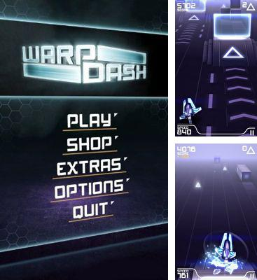 In addition to the game Smooth 3D for Android phones and tablets, you can also download Warp Dash for free.