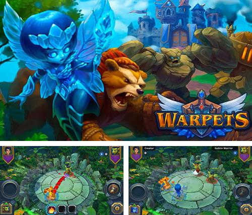 In addition to the game Unknown heroes for Android phones and tablets, you can also download Warpets: Gather your army! for free.