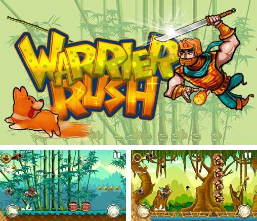 In addition to the game The Adventures Of Sapper for Android phones and tablets, you can also download Warrier run for free.