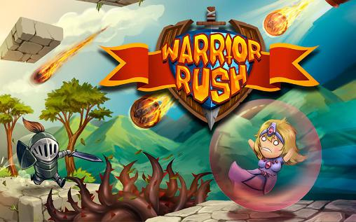 Warrior rush poster