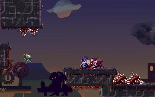 Warrior rush screenshot 2