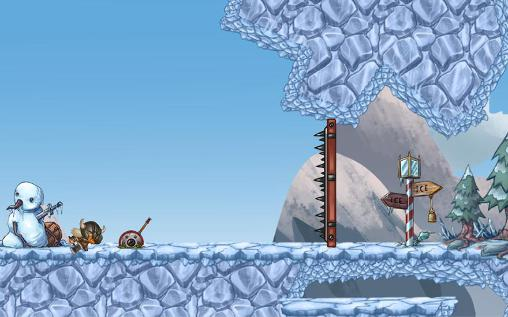 Warrior rush screenshot 3
