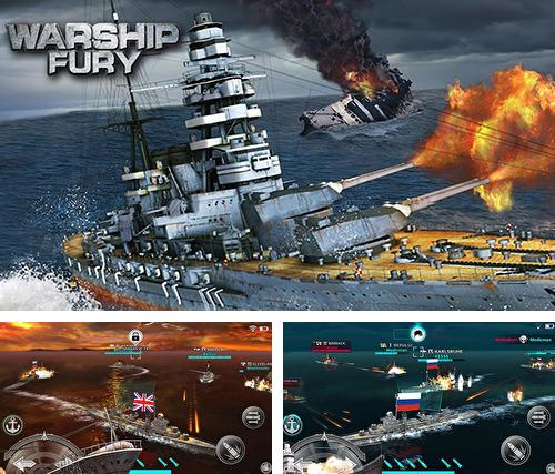 Warship fury: World of warships