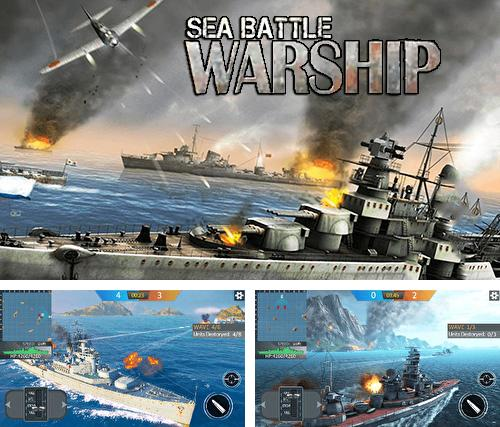 In addition to the game Deadly Abyss 2 for Android phones and tablets, you can also download Warship sea battle for free.