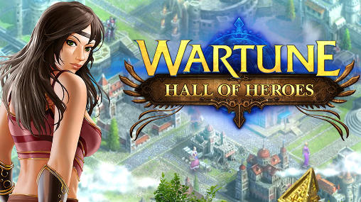 Wartune: Hall of heroes обложка