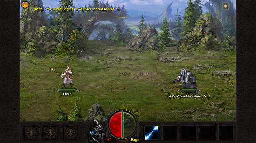 Screenshots von Wartune: Hall of heroes für Android-Tablet, Smartphone.