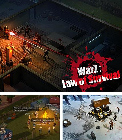 WarZ: Law of survival обложка