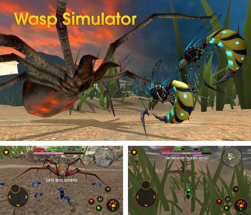 Wasp simulator