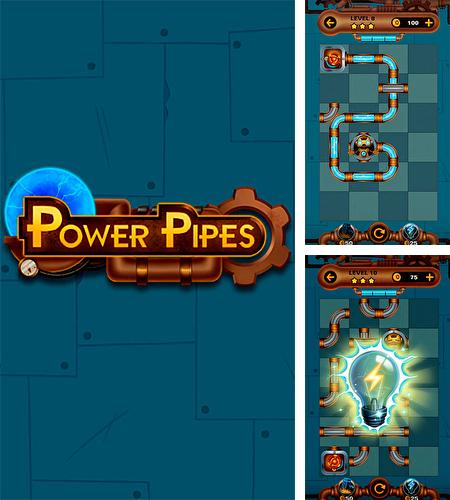 Water pipes: Plumber