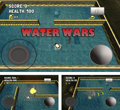 In addition to the game Gun of Glory for Android phones and tablets, you can also download Water Wars for free.