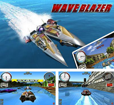 In addition to the game Armageddon Squadron for Android phones and tablets, you can also download Wave Blazer for free.