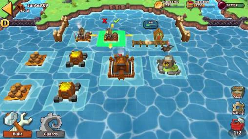 Wave raiders screenshot 1