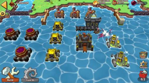 Wave raiders screenshot 2