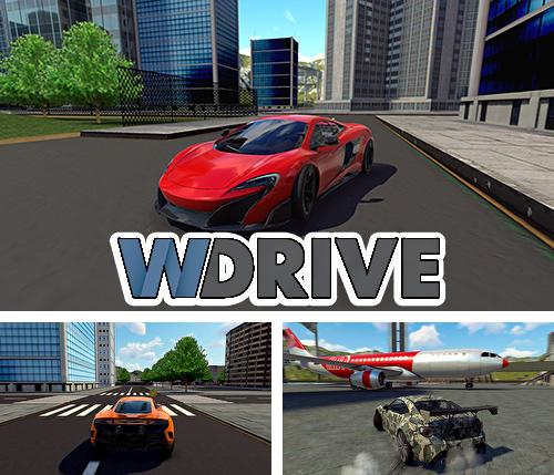 wDrive: Extreme car driving simulator