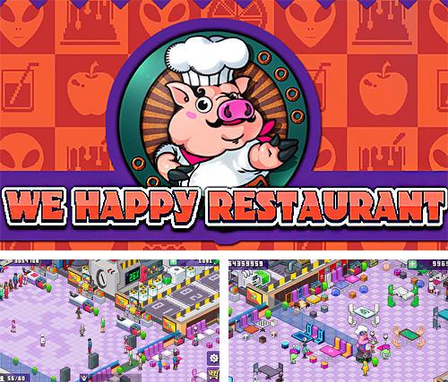 We happy restaurant