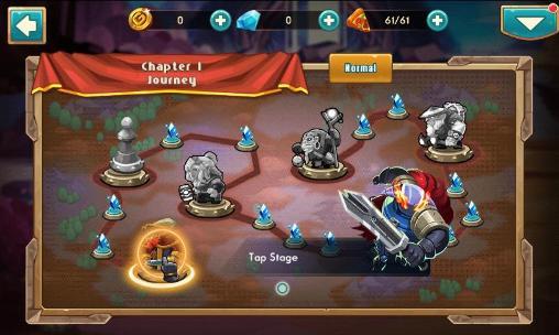 We heroes  Born to fight para Android baixar grátis. O jogo Somos ... 9e167eab55317
