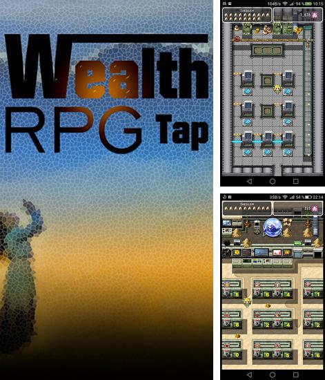 Wealth RPG tap