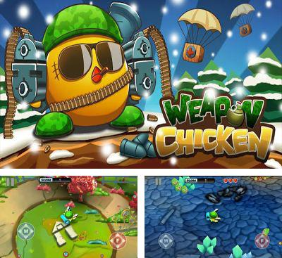In addition to the game Trollum for Android phones and tablets, you can also download Weapon Chicken for free.