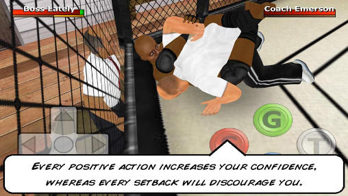 Screenshots von Weekend warriors MMA für Android-Tablet, Smartphone.
