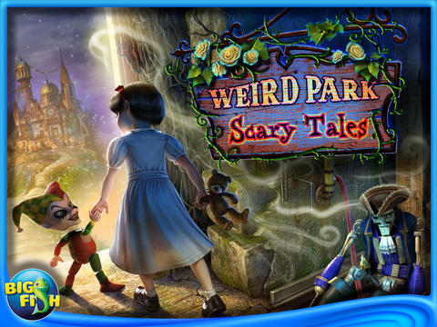 Weird park 2: Scary tales обложка