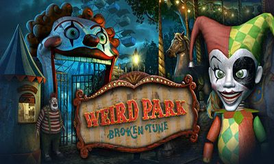 Weird Park: Broken Tune обложка
