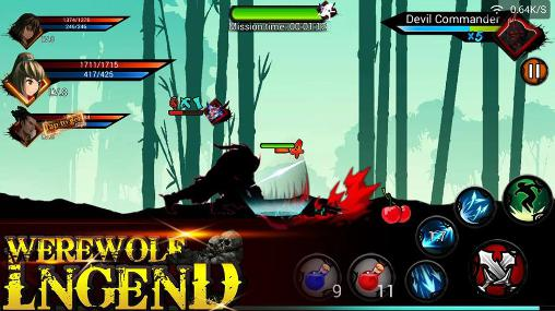 Werewolf legend screenshot 2