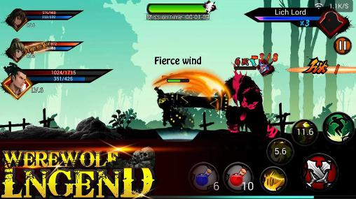 Werewolf legend screenshot 3