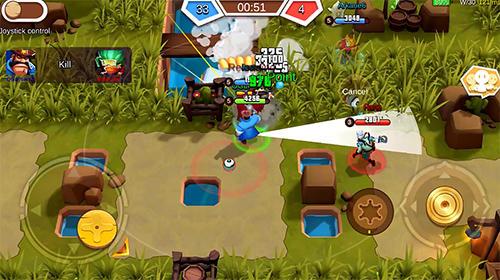 West legends: 3V3 moba screenshot 3