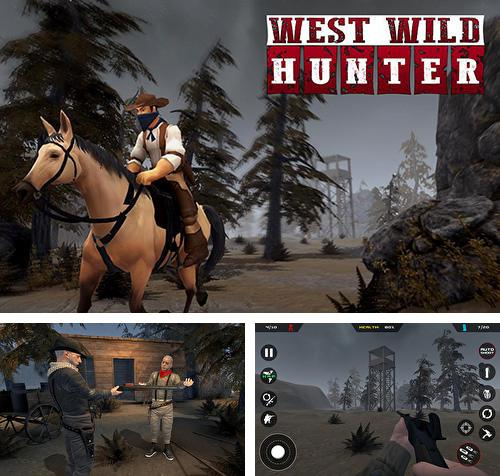 Zusätzlich zum Spiel Kritischer Armee-Sniper: Schuss-Konter für Android-Telefone und Tablets können Sie auch kostenlos West wild hunter: Mafia redemption. Gold hunter FPS shooter, Jäger des Wilden Westens: Mafia Redemption. Goldjäger FPS Shooter herunterladen.