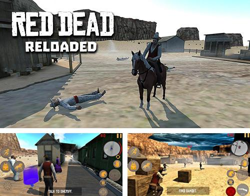 Western: Red dead reloaded