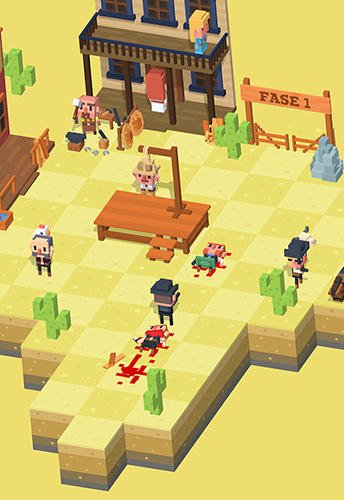 Download Westy west Android free game.