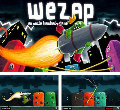 In addition to the game BUKA HD for Android phones and tablets, you can also download WeZap for free.