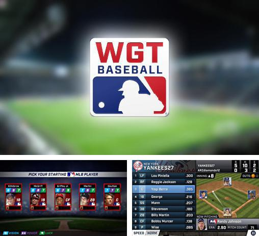 In addition to the game MLB.com Home Run Derby for Android phones and tablets, you can also download WGT baseball MLB for free.