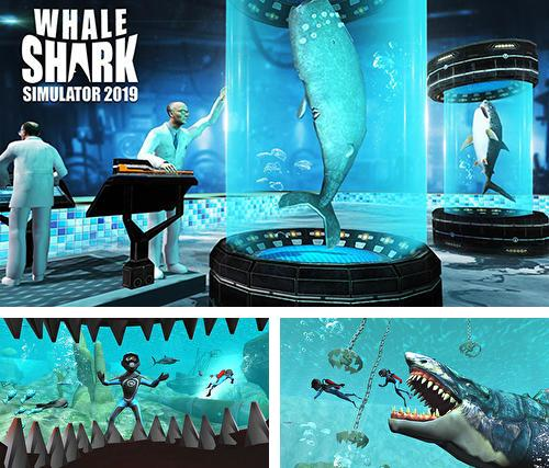 Whale shark attack simulator 2019