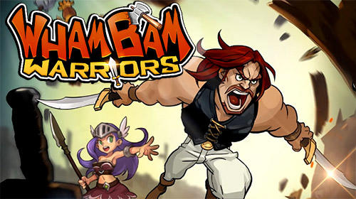 Whambam warriors: Puzzle RPG poster