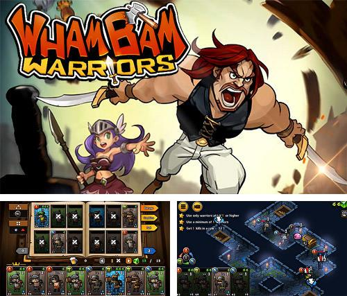 Whambam warriors: Puzzle RPG
