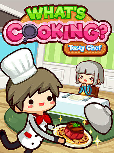 What's cooking? Tasty mama chef puzzle