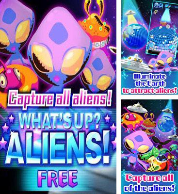 In addition to the game Gene Effect for Android phones and tablets, you can also download What's up? Aliens! for free.