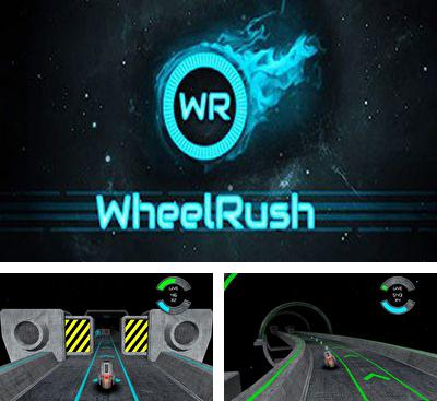 In addition to the game Smooth 3D for Android phones and tablets, you can also download Wheel Rush for free.