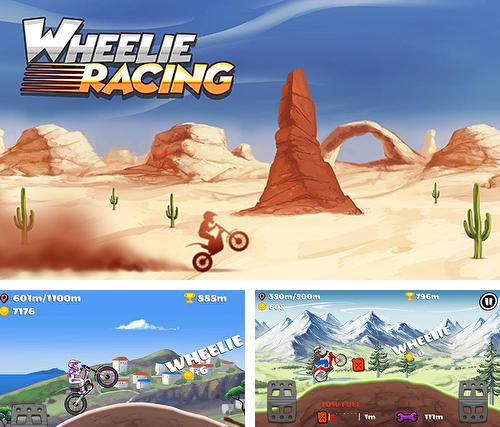 Wheelie racing