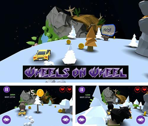 In addition to the game Loopy loops for Android phones and tablets, you can also download Wheels on wheel: Cooperative for free.